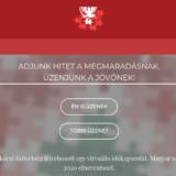 Virtuális időkapszulát hozott létre a Rákóczi Szövetség - Ön is üzenhet