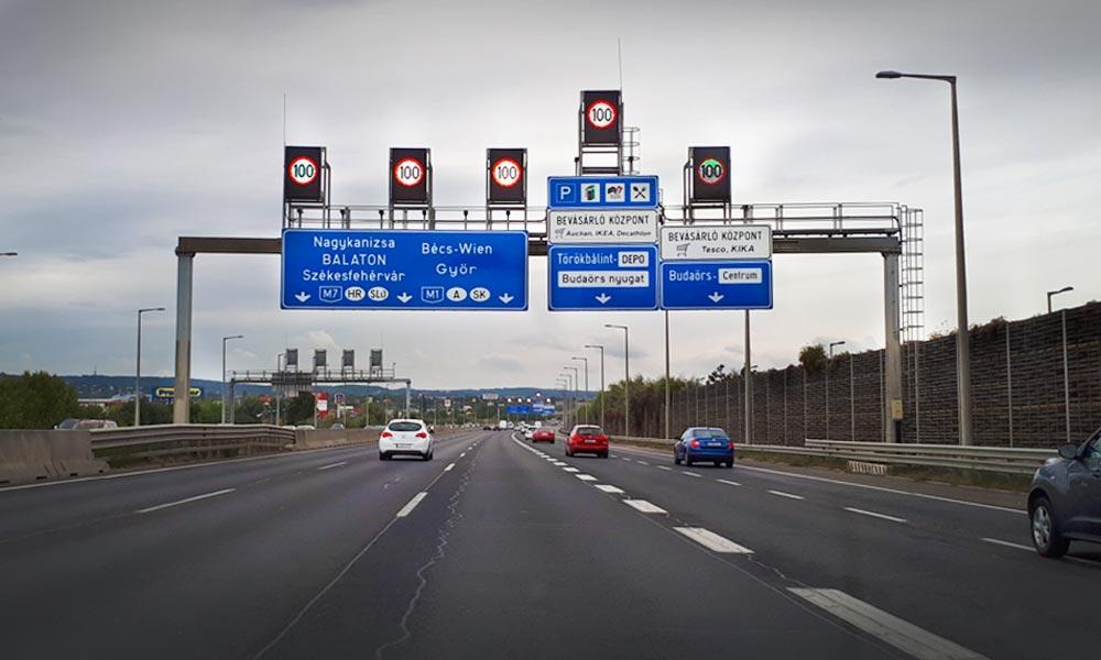 Hasznos tippek az M7-es autópályán közlekedőknek nyárra
