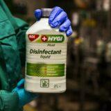 Megkezdte a Mol a sajátgyártású kéz- és felületfertőtlenítő szerek kiszállítását