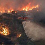 Négy nap alatt kétszáz focipályányi terület égett le Magyarországon