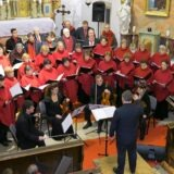 A Pászti Miklós Vegyes Kórus adventi koncertje (2019.12.20.)