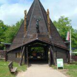 Hétfőtől újra látogatható a Budakeszi Vadaspark