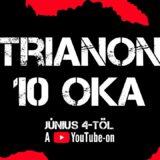 A Trianon 10 oka c. Youtube-sorozat és a Trianon100 applikáció