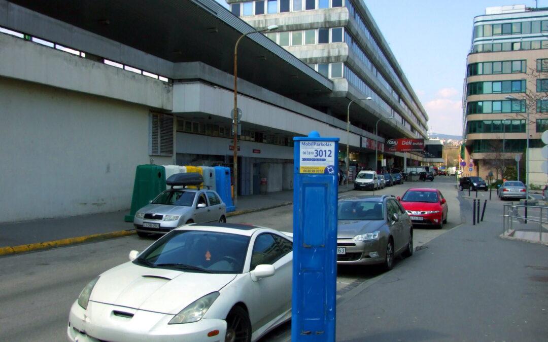 Jelentősen drágul augusztustól a parkolás Budapesten