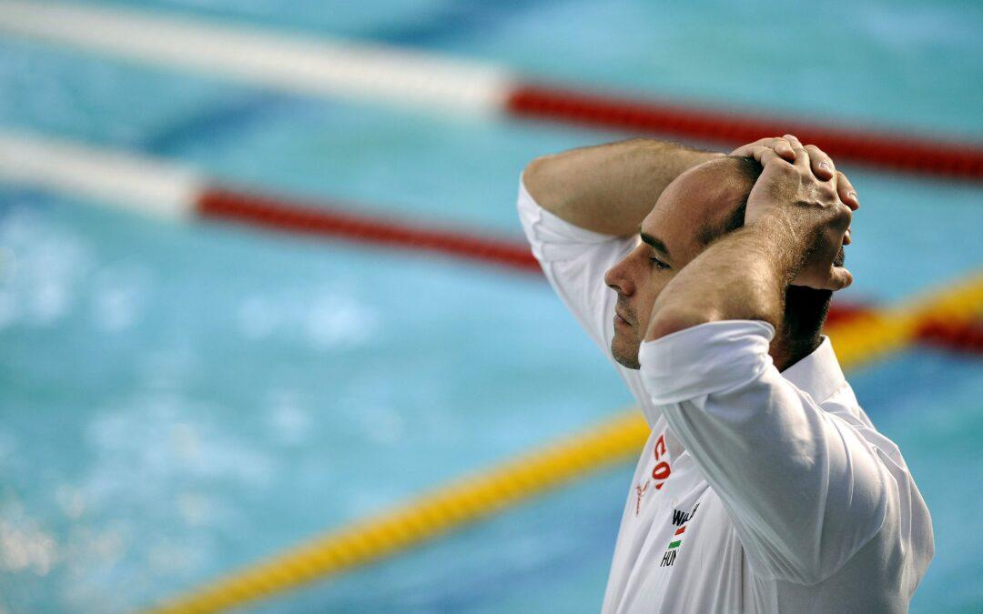 Elhunyt Benedek Tibor háromszoros olimpiai bajnok vízilabdázó