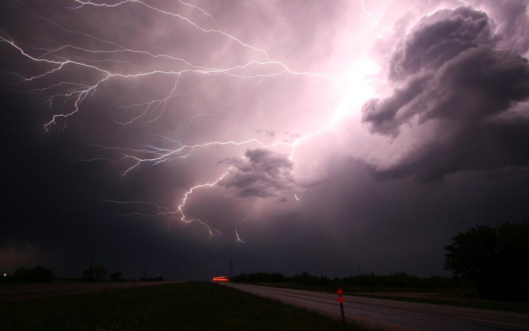 Néhány megyében már másodfokú a felhőszakadás veszélye miatti figyelmeztetés