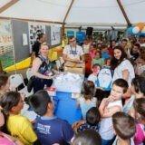 Hátrányos helyzetű gyerekek táborozását segíti a gyermekmentő szolgálat