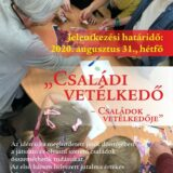 """""""CSALÁDI VETÉLKEDŐ - CSALÁDOK VETÉLKEDŐJE"""" -A Karikó János Könyvtár programja"""