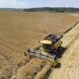 Csúszik az aratás a keleti országrészben
