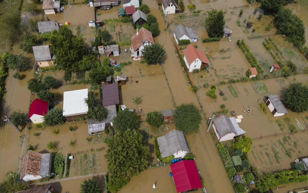 Félmilliárd forintot meghaladó kárt okozhattak a hétvégi esőzések