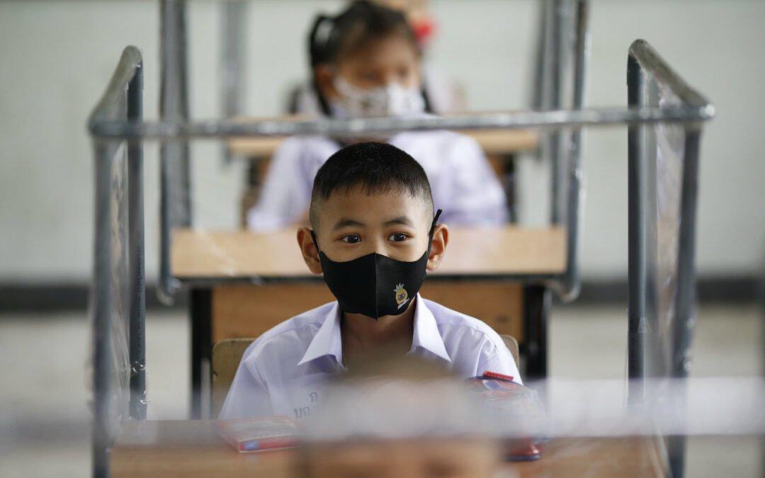 A koronavírus-gyanús gyerekek semmiképpen se menjenek iskolába!