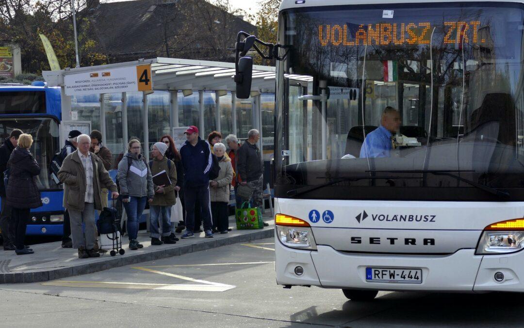 Március 15. – Az ünnephez igazodnak a közlekedési menetrendek