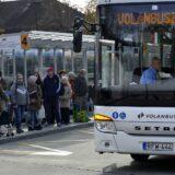 A buszok közlekedési rendje is változik a hosszú hétvégén