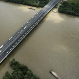 Iskolakezdésre újra járható lesz az M0-s hídja