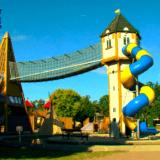 Gyerekeknek és szülőknek is nagy élmény Budapest Disneylandje, a Tarzan Park