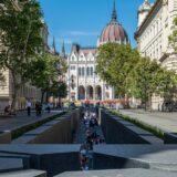 Ma adták át az Összetartozás emlékhelyét Budapesten