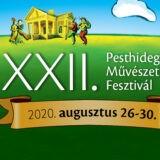 Augusztus 26-án kezdődik a Pesthidegkúti Művészeti Fesztivál