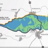 Kerékpáros rekord született a Tisza-tónál