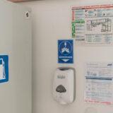 BKK: tizenhárom metróállomáson van lehetőség érintésmentes kézfertőtlenítésre