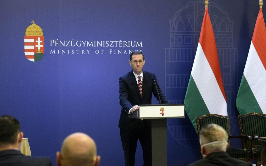 Varga Mihály: jelentős adóügyi könnyítésekről döntött a Gazdaságvédelmi operatív törzs