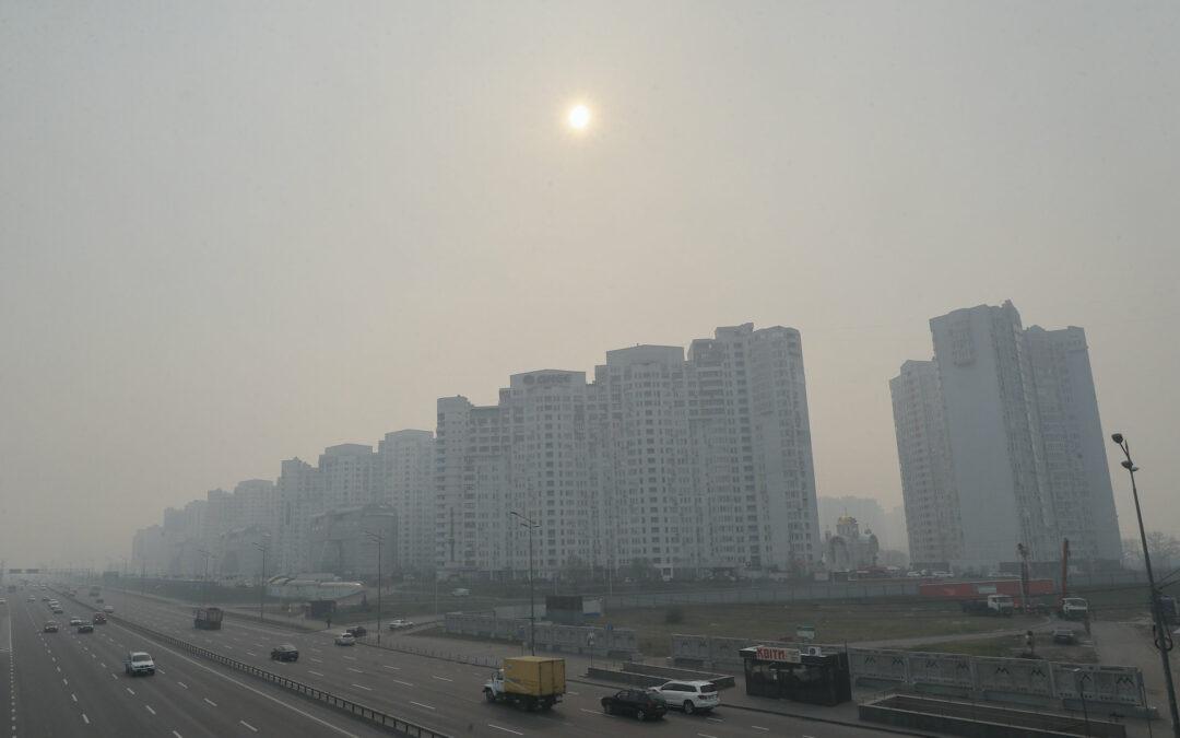 8 halálozásból egy a légszennyezéshez köthető Európában