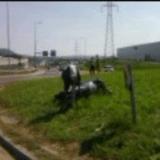 Két motoros ütközött az 1-es úton Biatorbágynál