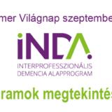 Alzheimer Világnap online