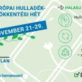ITM: akciószervezőket várnak az idei Európai hulladékcsökkentési hétre