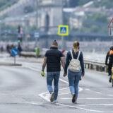 A hétvégén lesz idén utoljára a gyalogosoké és a bicikliseké a pesti rakpart