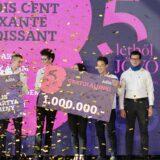 Milliók a vállalkozó kedvű középiskolásoknak