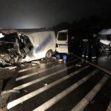 Ketten meghaltak az M1-es autópályán Biatorbágy térségében