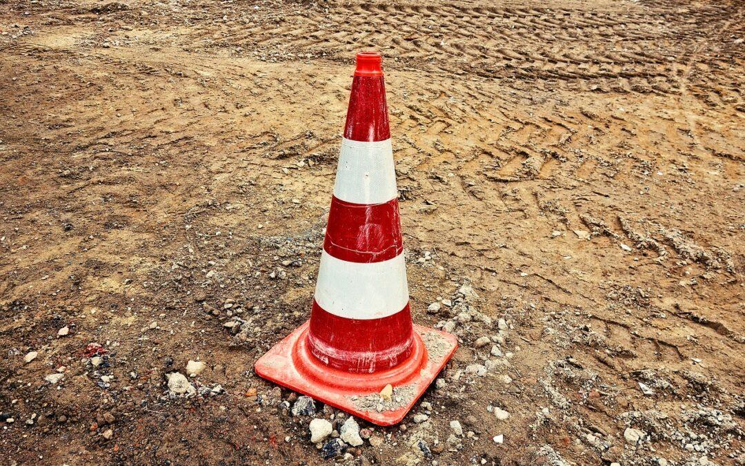 Útépítés miatt forgalomkorlátozás a Szarvas-hegyen