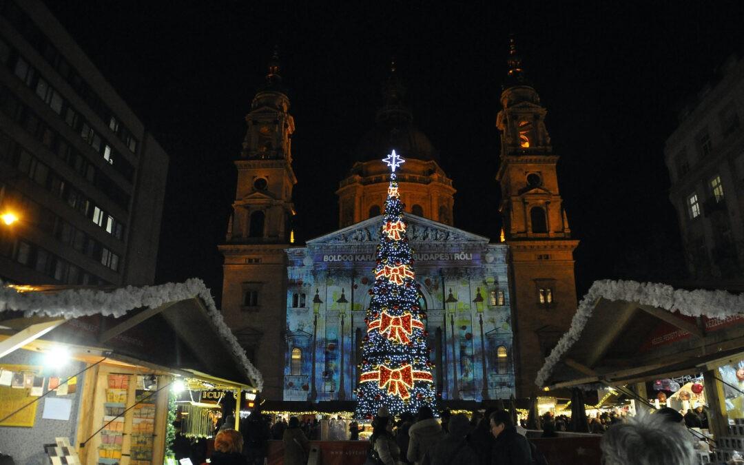 Online térben a Vörösmarty téri karácsonyi vásár