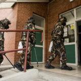 A katonák az őszi szünetben elvégezték az előre kijelölt 59 köznevelési intézmény fertőtlenítését