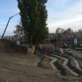 A terveknek megfelelően halad az új iskola építése