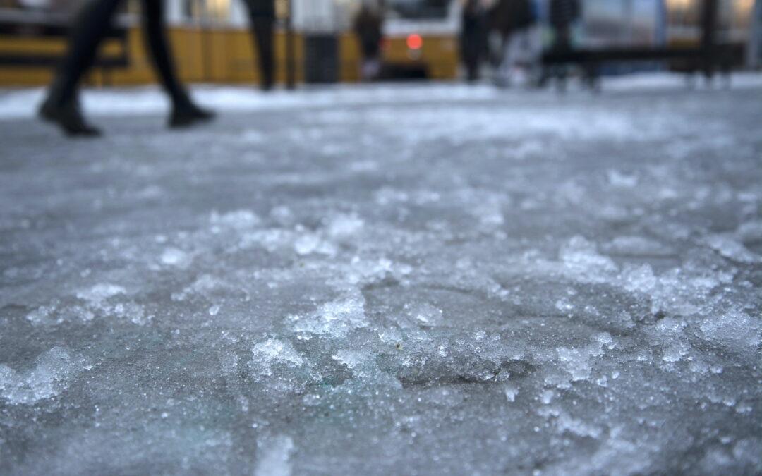 Több nyugati megyében ónos esőre figyelmeztetnek