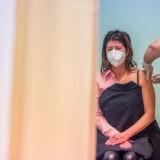 Folyamatos a Dél-pesti Centrumkórházban az egészségügyi dolgozók oltása