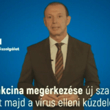 A kormány kampányt indít az oltásregisztrációval kapcsolatban