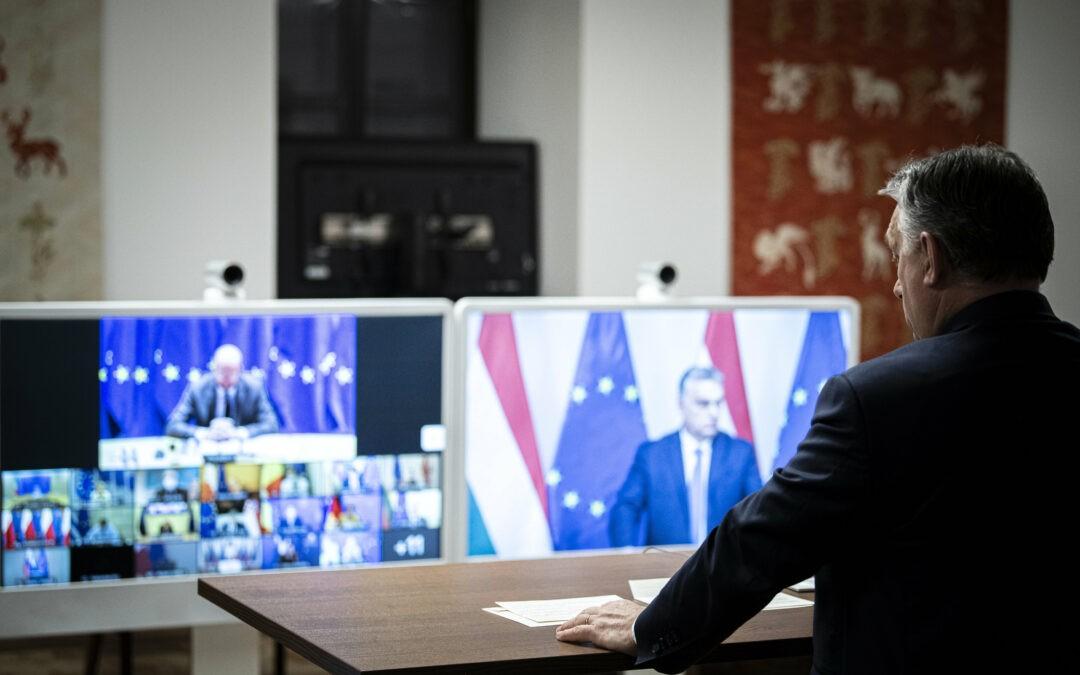 EU-csúcs: fenn kell tartani a korlátozásokat a vírusmutációk visszaszorítása érdekében