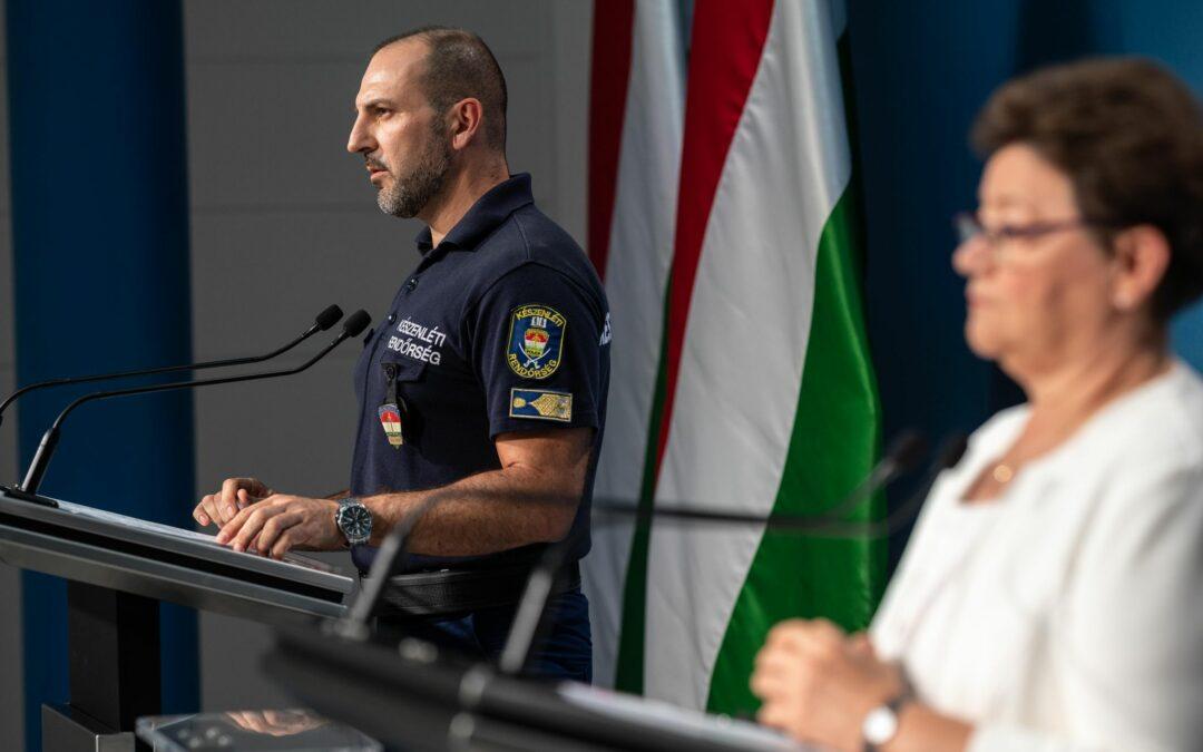 Szerdai napon 197 esetben kellett intézkednie a rendőröknek szabálytalan maszkviselés miatt