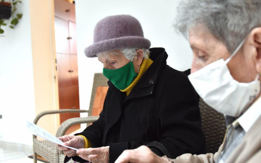 Tájékoztató az idősek oltásával kapcsolatban