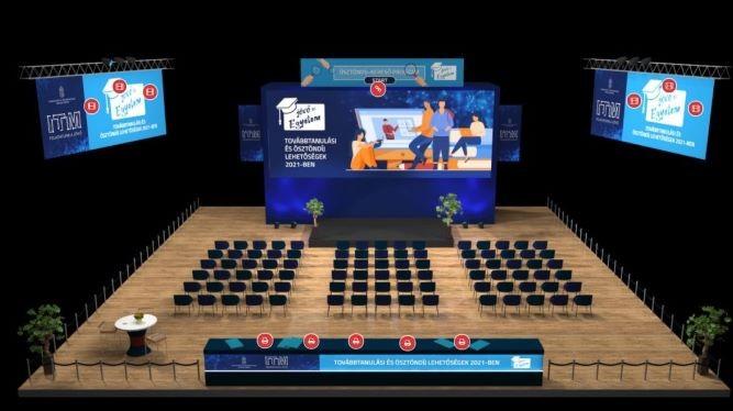 Rekordot döntött az online Educatio Expo