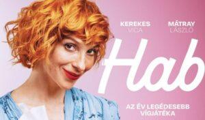 Párizsban és Londonban is díjat kapott a Hab című romantikus komédia