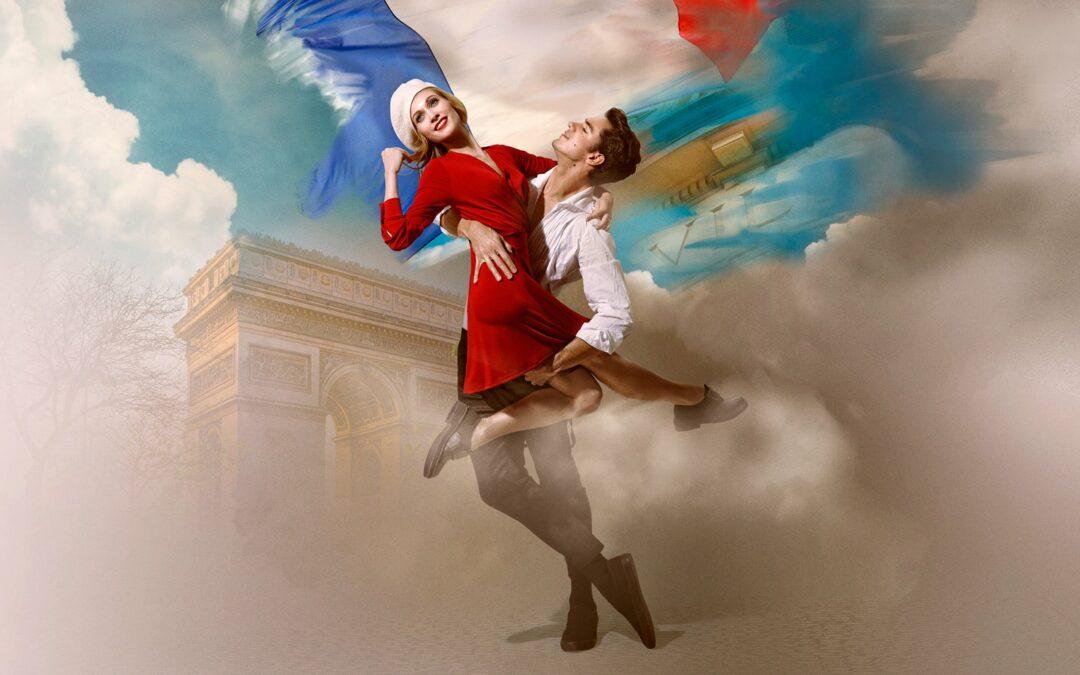 Opera Otthonra: Párizs lángjai online premier