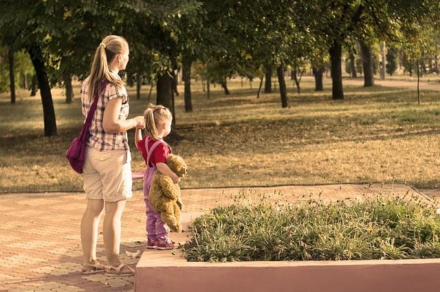 Egy szülővel – gyerekszemmel
