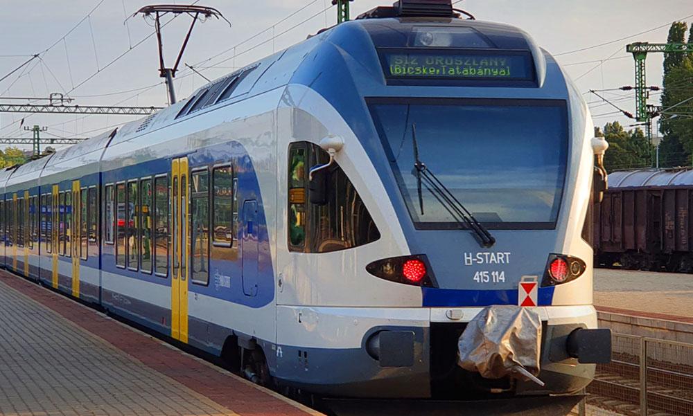 2000 milliárdból valósulna meg a fővárosi agglomerációs vasúti stratégia