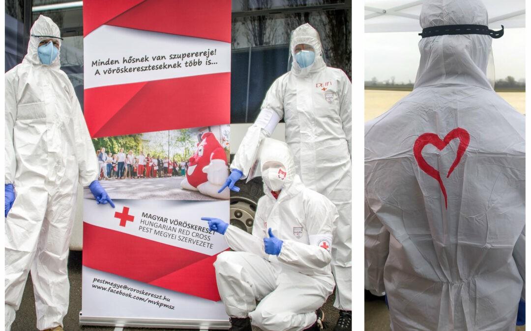 Önkénteseket toboroz a Magyar Vöröskereszt