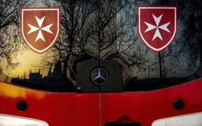 Harmincéves a Magyar Máltai Szeretetszolgálat mentőszolgálata
