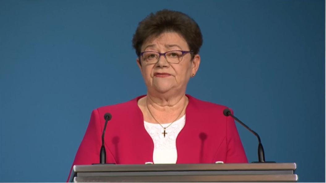 Müller Cecília: a járványügyi adatok szinte miden tekintetben szárnyalnak