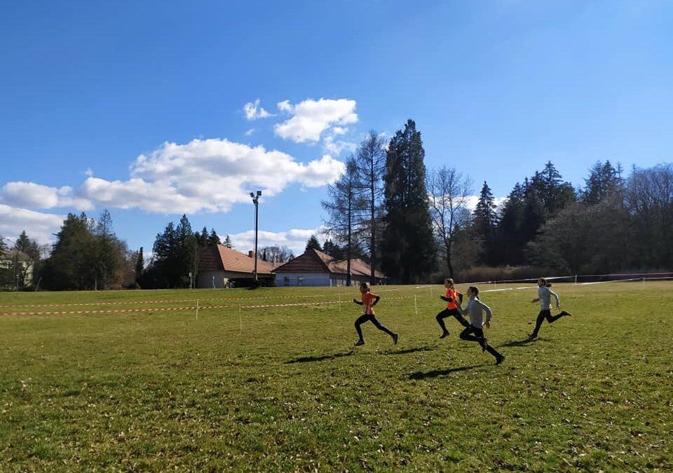 Viadukt Atlétika Biatorbágy – 2. helyezés a Mezei Liga 3. fordulóján